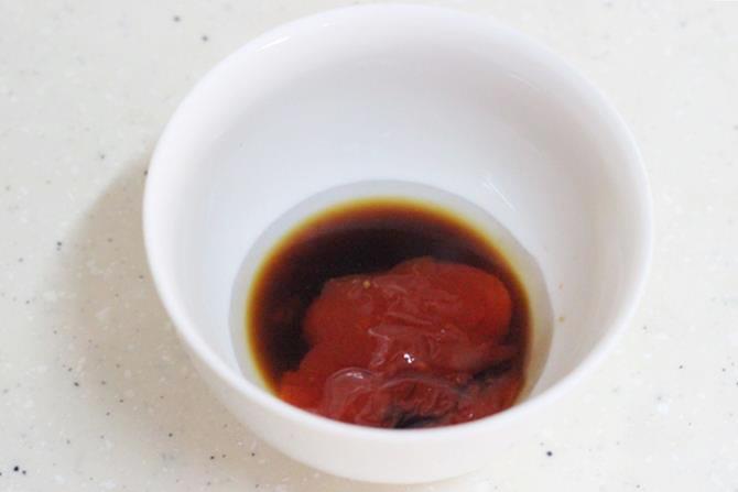 Prepare manchuriya sauces