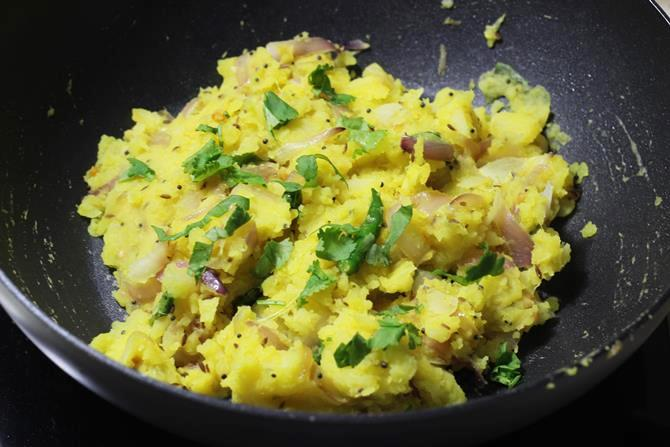 potato curry recipe for oats masala dosa