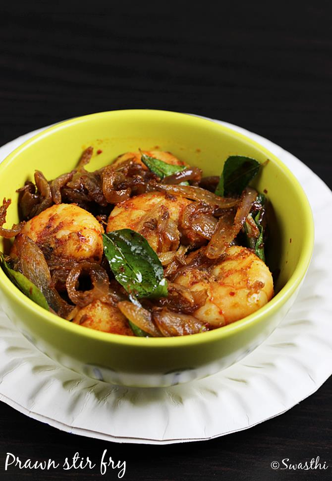 prawn fry recipe royyal vepudu