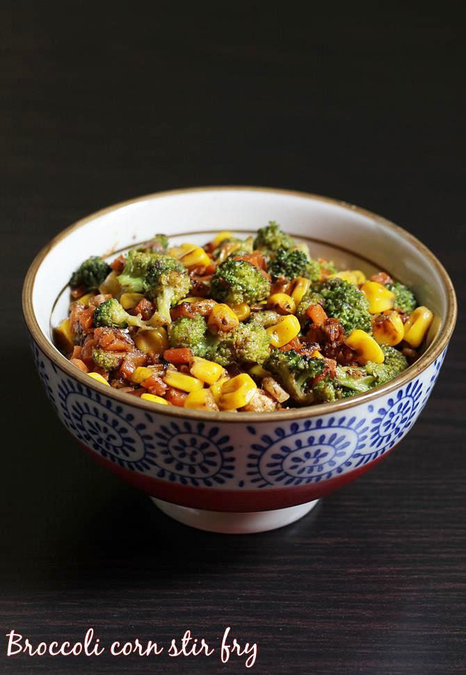 broccoli corn recipe