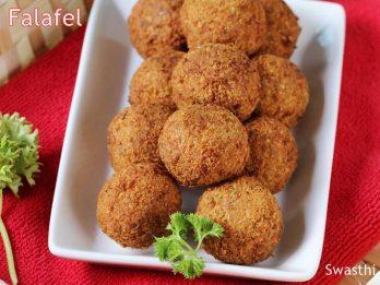 youtube how to make falafel bowel