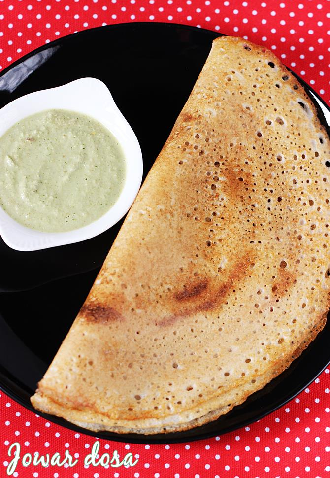 jonna dosa recipe