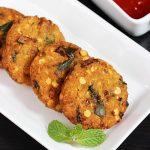 masala vada recipe | south indian chana dal vada