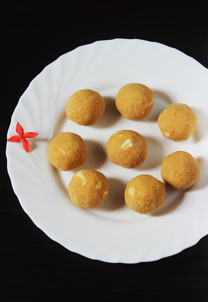 besan laddu recipe swasthis recipes