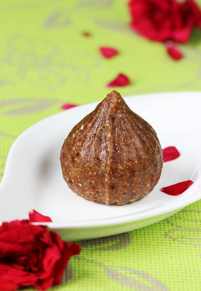 dry fruits modak recipe swasthis recipees