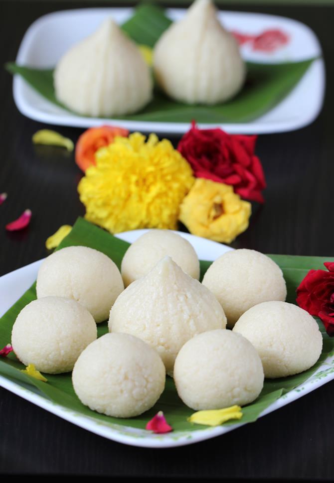 malai modak ladoo recipe swasthis recipe
