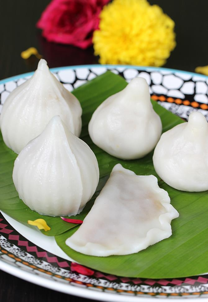 sesame seeds modak recipe swasthi