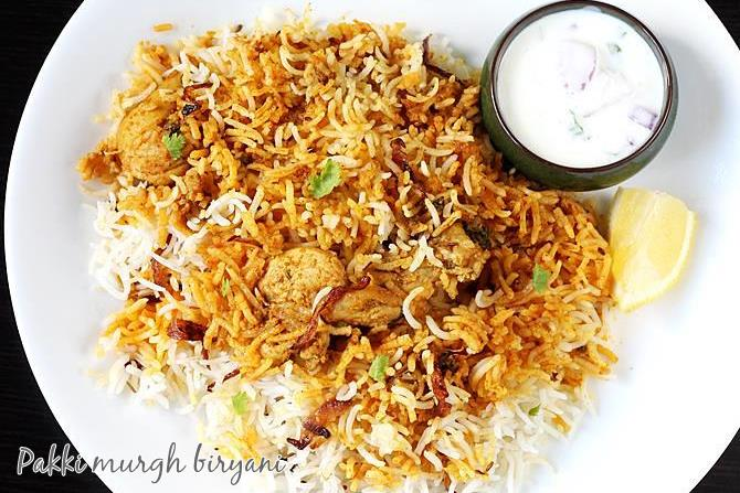 chicken dum biryani swasthis recipes