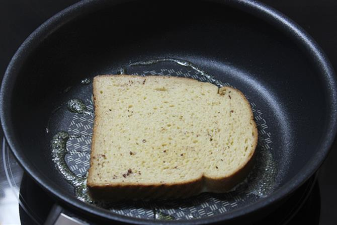 frying bread for french toast recipe