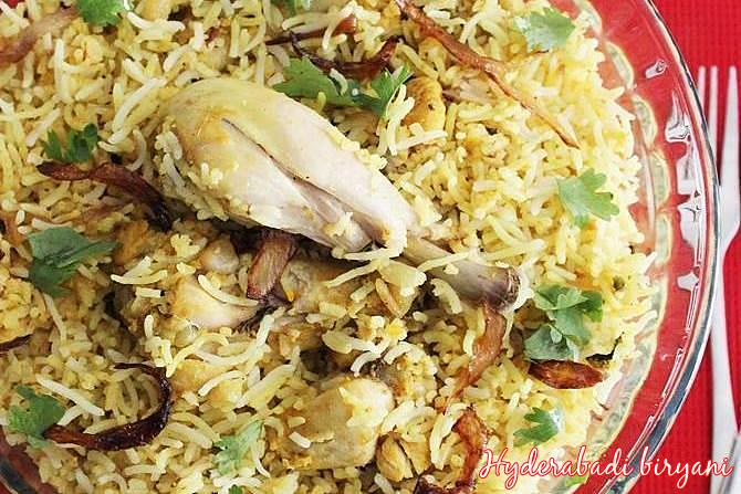 hyderabadi biryani swasthis recipes