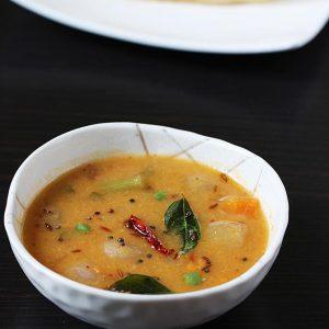 Idli sambar recipe | How to make idli sambar | Tiffin sambar recipe