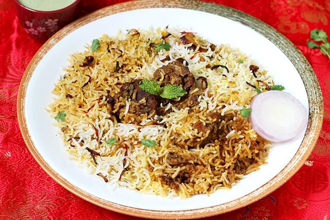mutton biryani swasthis recipes