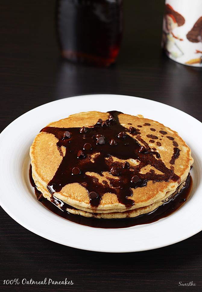 oatmeal pancakes recipe breakfast