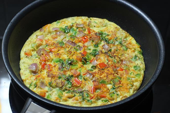 egg omelette - photo #20