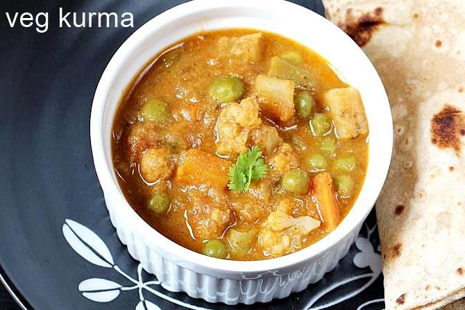kurma recipe