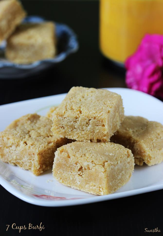 easy burfi recipe