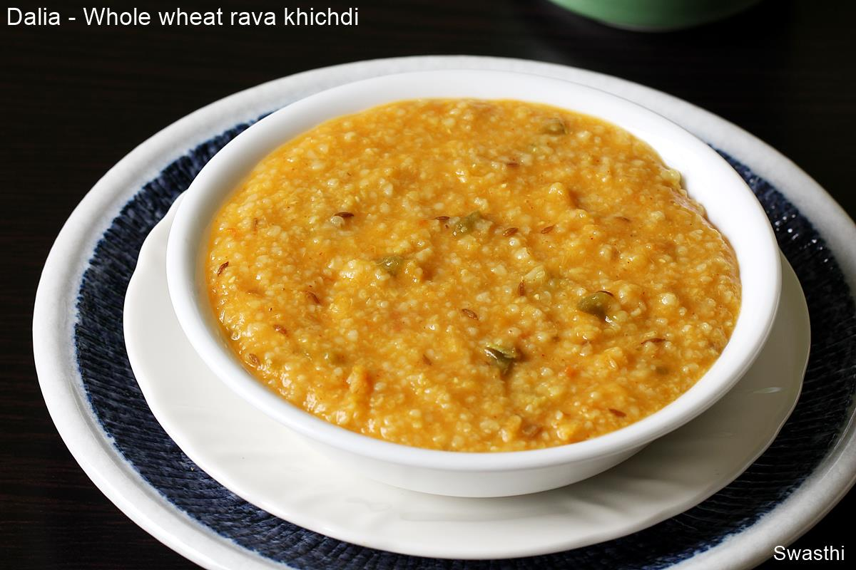 Dalia khichdi broken wheat khichdi includes baby recipe for complete baby food chart and recipes you can check this post on baby food chart for 6 months old and this one for babies from 8 months forumfinder Choice Image