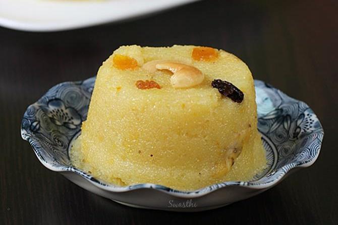 fruit halwa recipe