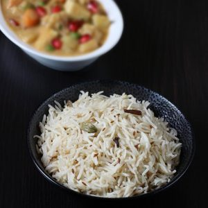 Jeera rice recipe video | How to make jeera rice | Jeera pulao recipe