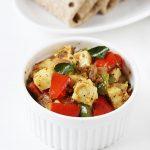 pepper paneer | paneer pepper fry recipe