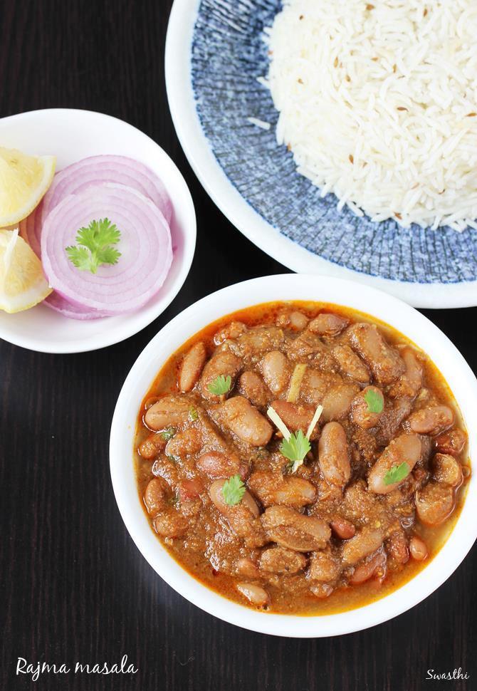 Rajma recipe easy rajma masala recipe rajma curry recipe rajma recipe forumfinder Images