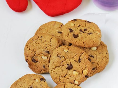 Chocolate chip cookies recipe | How to make chocolate chip cookies