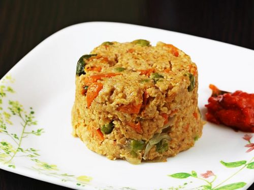 Masala oats | How to make oats masala