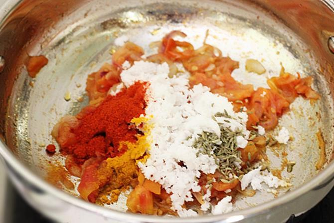 coconut chili salt to make fish curry recipe