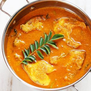 Fish curry recipe | How to make fish curry | Indian fish curry