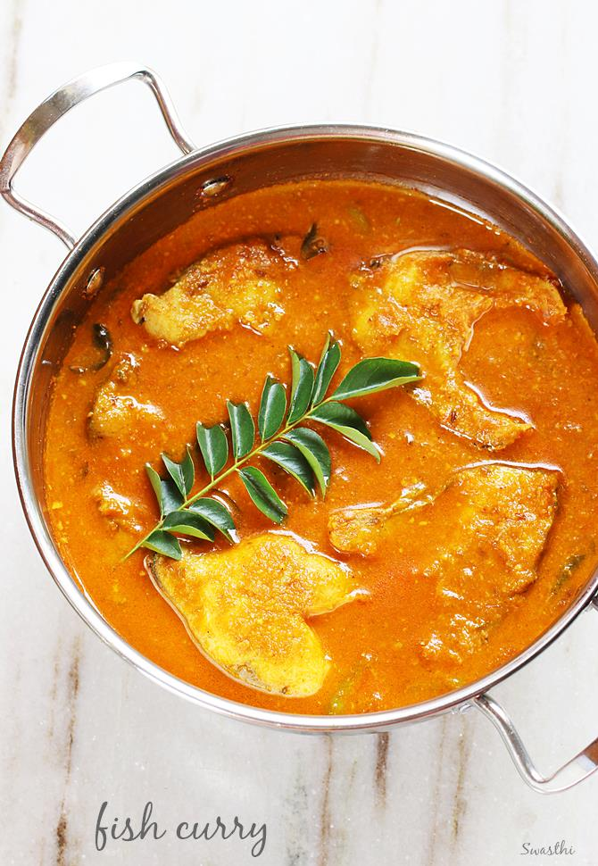 Fish curry recipe how to make fish curry indian fish curry recipe fish curry recipe forumfinder Gallery