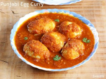Punjabi egg curry recipe anda curry in dhaba style punjabi recipes punjabi egg curry or anda curry in dhaba style forumfinder Image collections
