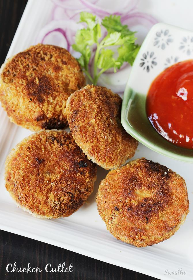 Meat cutlets. Recipe