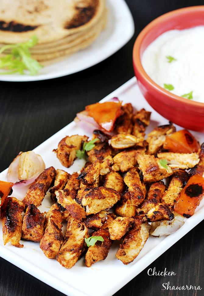 chicken shawarma recipe recipe