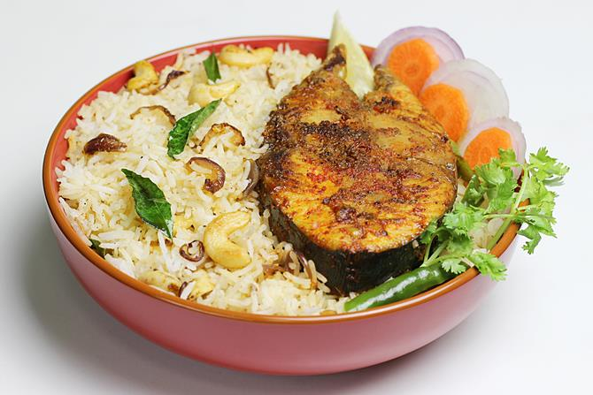 fish rice recipe