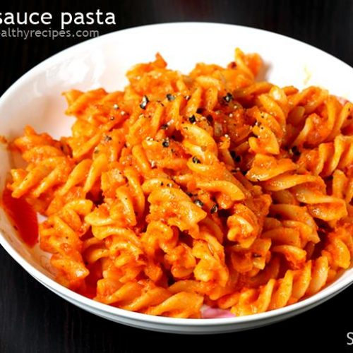 Red Sauce Pasta Recipe How To Make Red Sauce Pasta