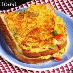 egg recipes for breakfast, snack