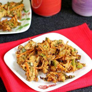 Veg pakora recipe | How to make pakora | Vegetable pakora recipe