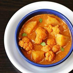 Aloo gobi recipe | How to make aloo gobi masala restaurant style recipe