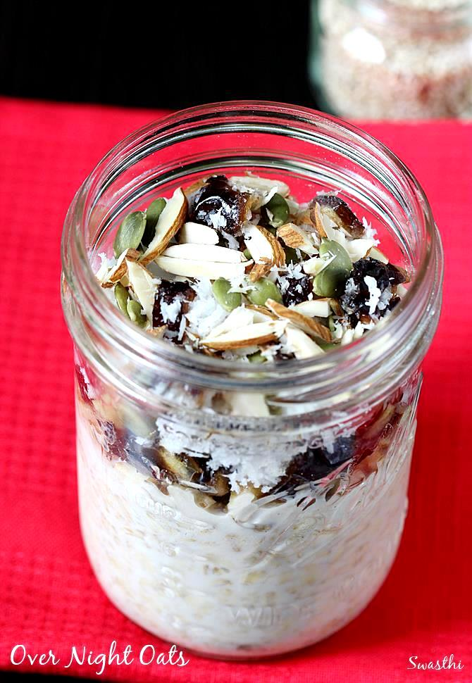 favorite toppings for overnight oats