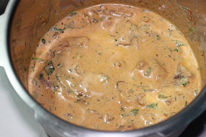 marinate meat overnight to make hyderabadi mutton biryani recipe
