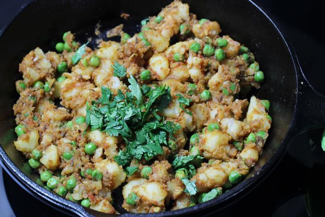 potato stuffing for samosa