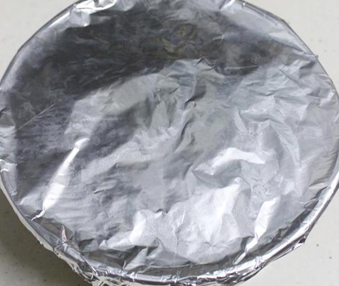 sealing pot for dum process