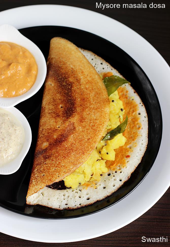 How to make masala dosa at home in hindi language