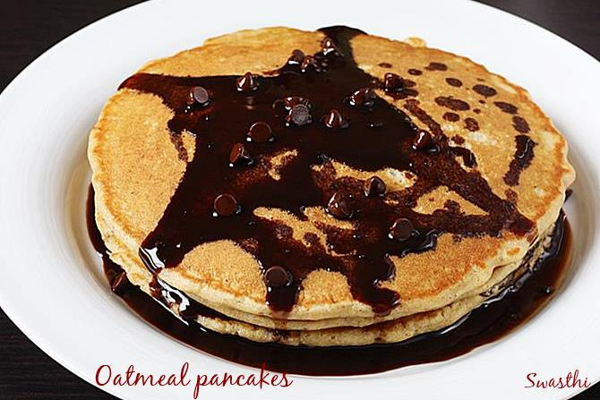 oatmeal pancakes recipes