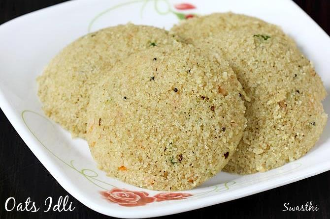 oats idli oats recipes