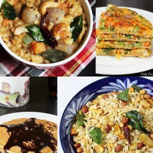 Oats Recipes | 32 Oatmeal recipes | Healthy Easy Oats recipes