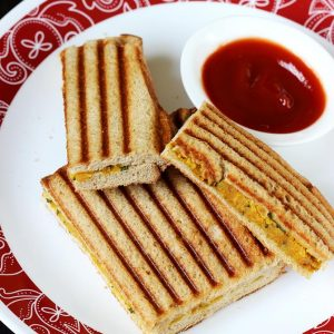 Aloo sandwich recipe | Potato sandwich recipe | Aloo bread sandwich