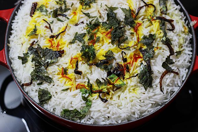 lucknowi biryani recipe