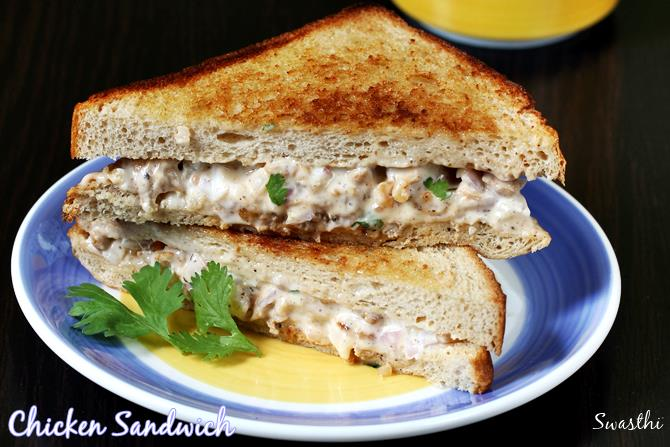 mayo chicken sandwich recipe