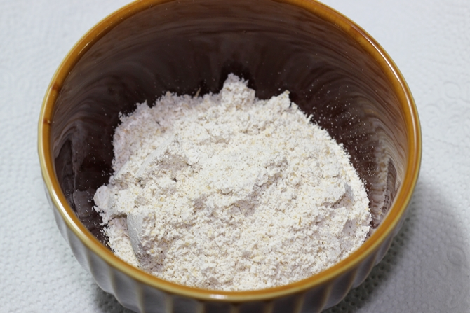 fine powder